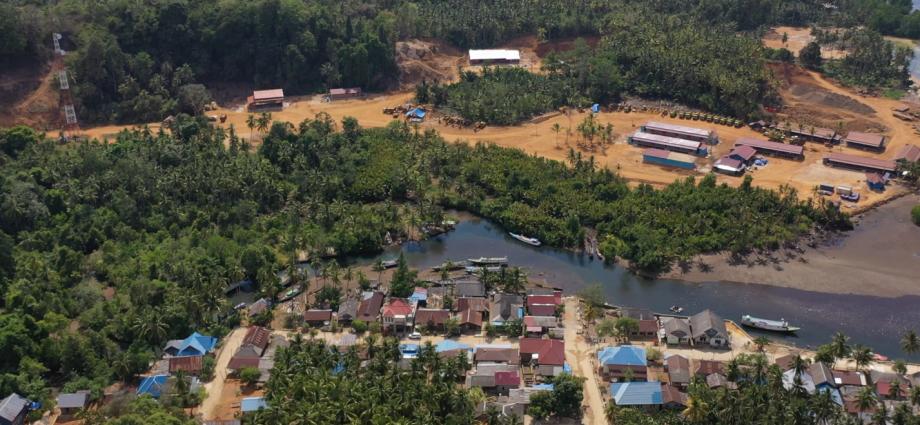 Sulawesi tenggara memiliki potensi yang sangat besar di dunia tambang