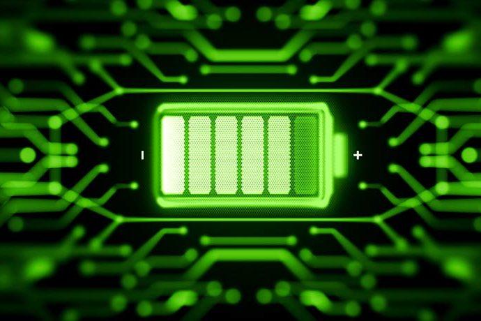 bahan baku baterai